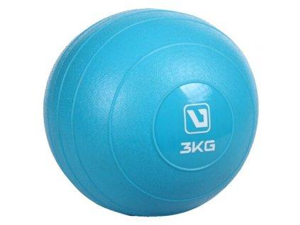 Weight ball míč na cvičení modrá