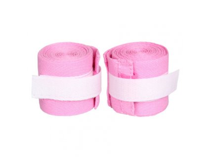 Fit Box boxerská bandáž růžová