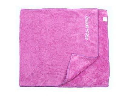 Dry Coral ručník fialová