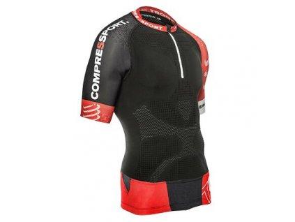 Trail Running Shirt V2 běžecký elastický dres černá