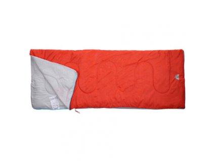 Summer spací pytel deka červená