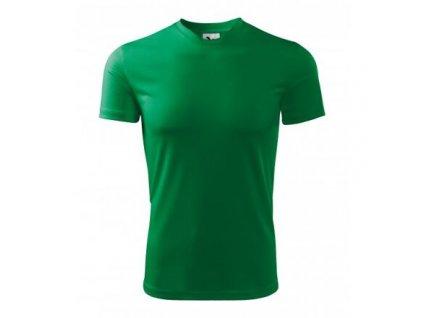 Fantasy pánské triko zelená