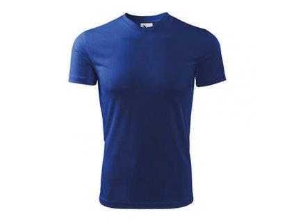 Fantasy dětské triko modrá