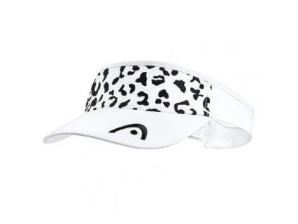 Pro Player Womens Visor dámský kšilt leopard
