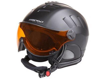 Volcano PRO lyžařská helma černá