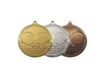 MDS15 medaile stříbrná