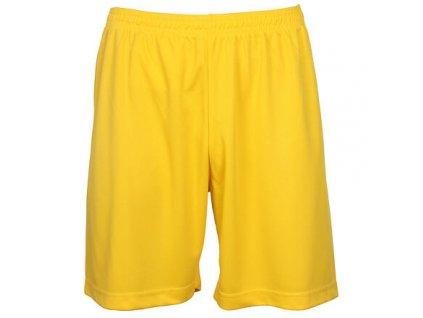 Playtime pánské šortky žlutá