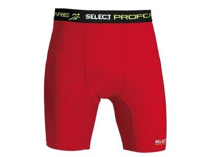 Compression Shorts kompresní šortky červená