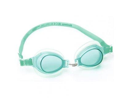 Hydro Swim 21002 dětské plavecké brýle zelená