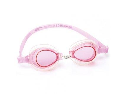 Hydro Swim 21002 dětské plavecké brýle růžová