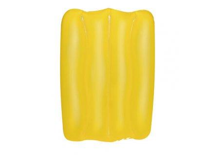 Wave Pillow 52127 nafukovací polštářek žlutá