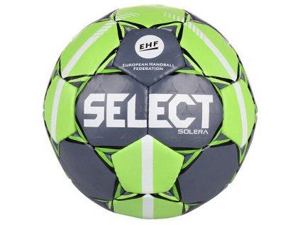 HB Solera 2019 míč na házenou šedá-zelená