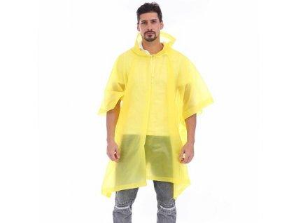 Ghost pláštěnka žlutá