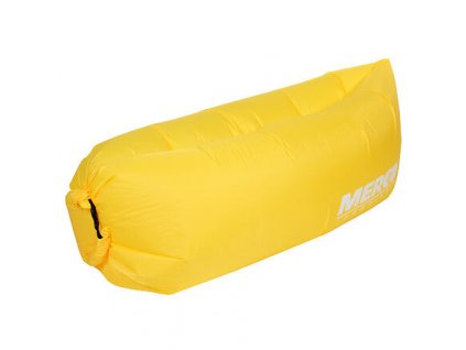 Comfort nafukovací vak žlutá