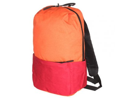 Outdoor Bicolor volnočasový batoh oranžová