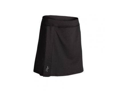 Laura cyklistická sukně černá