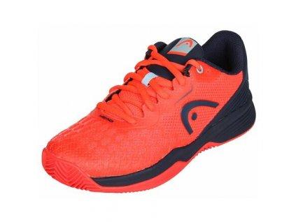 Revolt Pro 3.5 Clay juniorská tenisová obuv NRDB