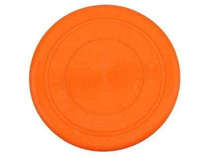 Soft Frisbee létající talíř oranžová