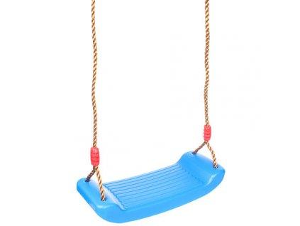 Board Swing dětská houpačka modrá