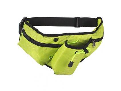Athlete 1.0 sportovní ledvinka zelená