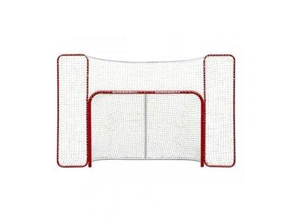 """ProForm 72""""+ hokejová branka s postranní sítí"""