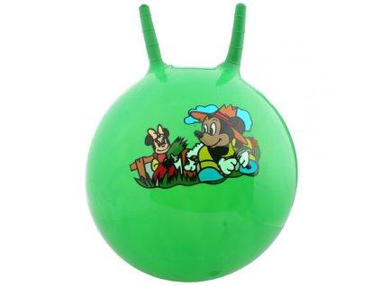 Hom Jump skákací gymnastický míč zelená