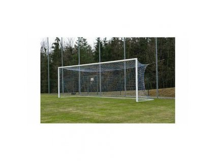 Match Dual fotbalová síť bílá