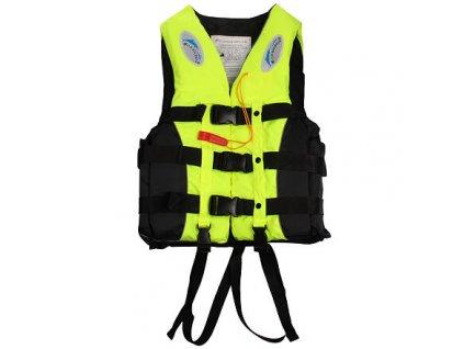 Lifeguard vodácká vesta žlutá