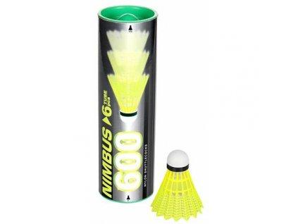 Nimbus 600 badmintonové míčky zelená
