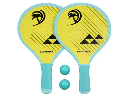 Palm Springs FG plážový tenis žlutá