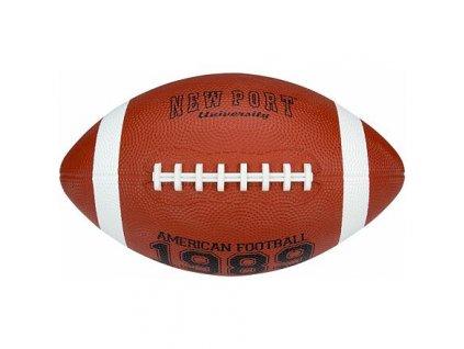 Chicago Large míč pro americký fotbal hnědá
