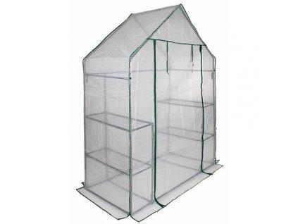 Greenhouse W 143x73x195 fóliovník