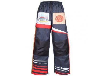 Kalhoty na inline vlastní design
