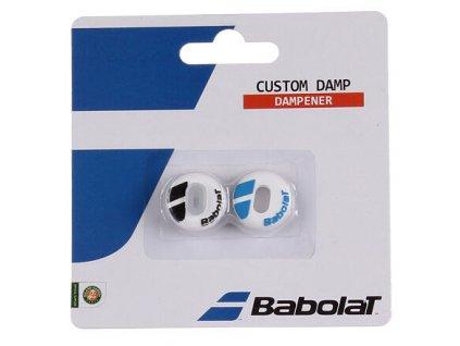 Custom Damp X2 2016 vibrastop bílá-modrá