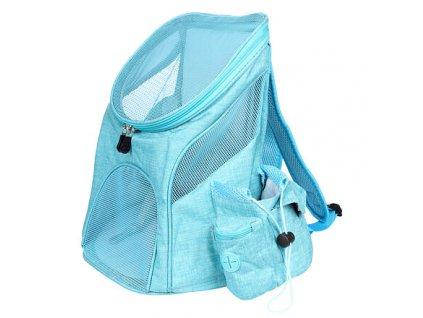 Petbag 45 batoh na mazlíčky modrá