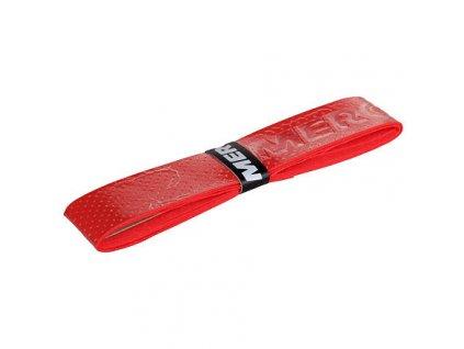 Exclusive overgrip omotávka tl. 0,6 mm červená