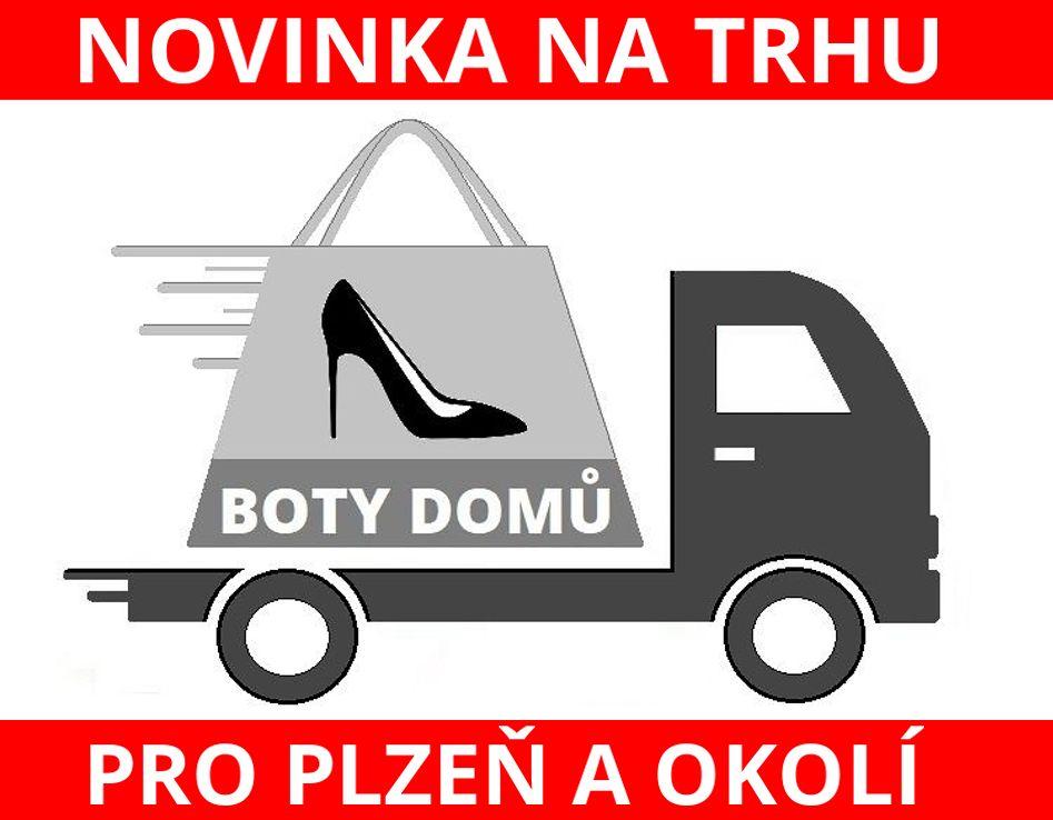 BOTY DOMŮ do 10 km Plzeň