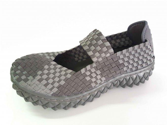 Rock Spring gumičková obuv Over Grey/Lt. Grey