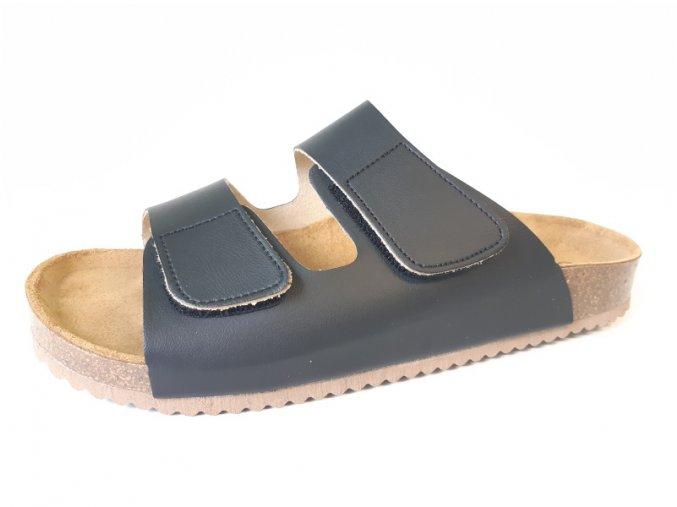 Mediline dámské pantofle 99 černé (Velikost 42)