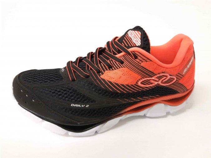 Olympikus dámská sportovní obuv Daily 2 Black/Petala