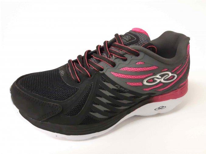 Olympikus dámská sportovní obuv Flix 2 Black/Pink