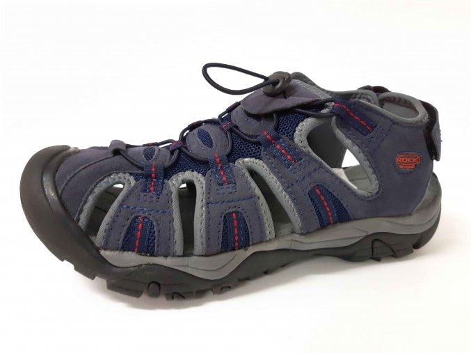 Rock Spring pánské sandály Ordos Navy Red