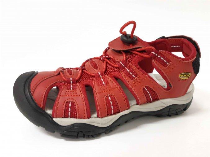 Rock Spring dámské sandály Ordos Red