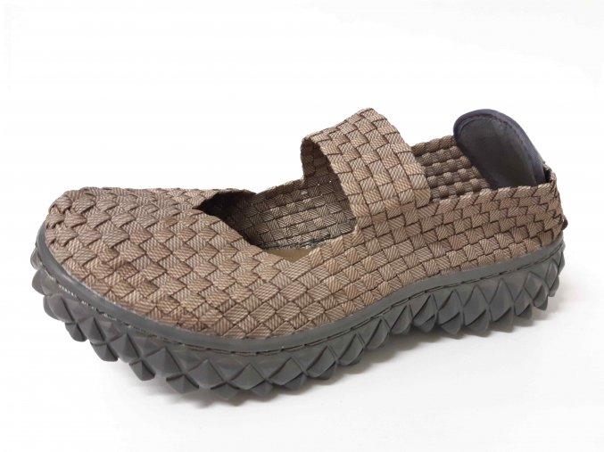 Rock Spring gumičková obuv Over Ratan