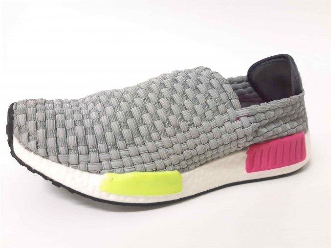 Rock Spring gumičková obuv Razor Grey