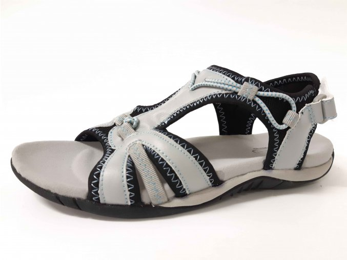 Rock Spring dámské sandály Ohio Lt.Grey/Sky Blue