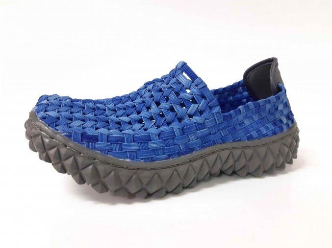 Rock Spring gumičková obuv Full Breath W El Blue