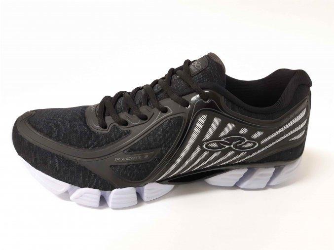 Olympikus dámská sportovní obuv Delicate Black White