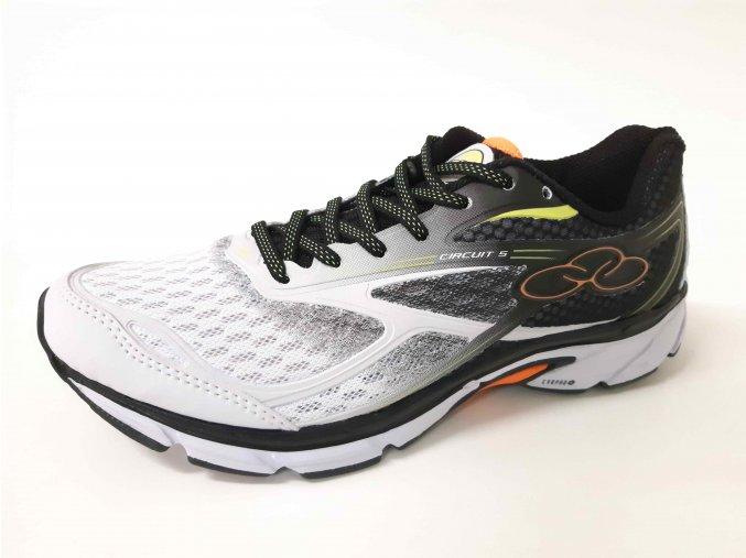 Olympikus pánská sportovní obuv Circuit 4 White/Black