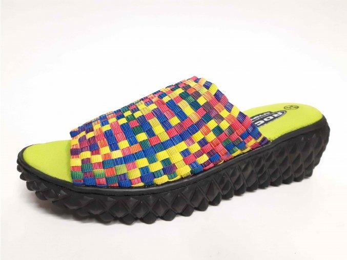 Rock Spring gumičková obuv Praia Inka W Tutti Frutti